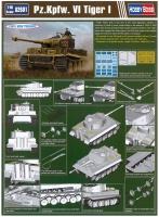 Panzerkampfwagen Tiger Ausf. E - Sd.Kfz. 181 - Mittlere Produktion - 1:16