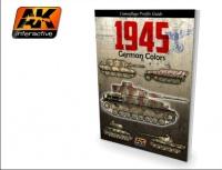 1945 Farbprofile deutsche Wehrmacht