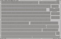 Photo-Etched Railings for 1/144 USN Fletcher Destroyer - Revell 05091 - 1/144
