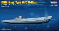 DKM Typ IX C U-Boot - 1:350