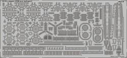Fotoätzteile für 1:350 IJN Yamato - Tamiya 78025 - 1:350