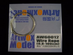 Wire Rope - 0,8mm - 100cm