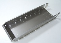 Lower Chassis for Tamiya 56002, 56003, 36207, 36208