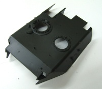 Turret Bag for Tamiya Leopard 1A4 56002 / 36207 1/16 scale