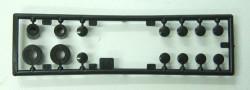 K Parts (K1-K3) for Tamiya 36207, 36208