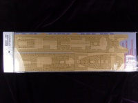 Wooden Deck for 1/400 RMS Titanic - Academy 14215