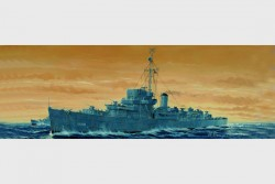 USS England DE-653 - Buckley Class Destroyer - 1:350