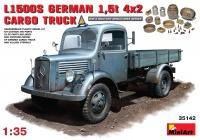 Mercedes Benz L1500S 1,5t 4x2 LKW