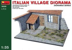 Italian Village Diorama - 1/35