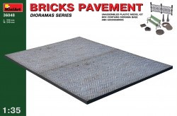 Bricks Pavement - 1/35