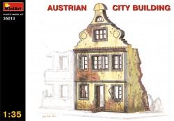 Österreichisches Stadthaus - Ruine - Halbrelief - 1:35