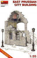 East Prussian City Building - 1/35