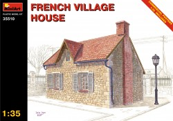 French Village House - 1/35
