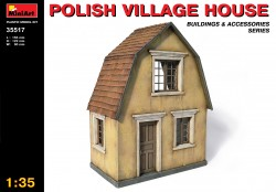 Polish Village House - 1/35