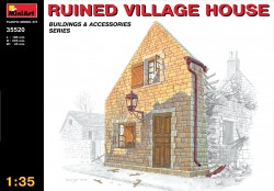 Ruined Village House - 1/35