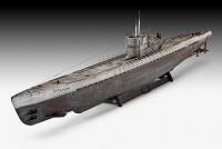 Deutsches U-Boot Typ IX C - 1:72