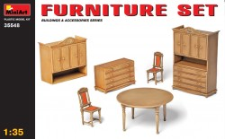 Furniture Set - 1/35