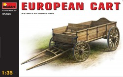 Europäischer Karren - 1:35