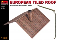 European Tiled Roof - 1/35