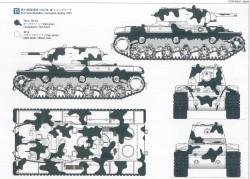 Bemalanleitung für Tamiya KV-1 (56028) - 1:16 - 11255084