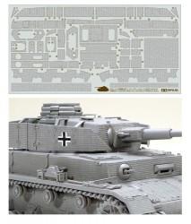 Zimmeritset für Tamiya Panzer IV Ausf. J - (35181)