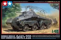 Sd.Kfz. 232 - 8 Rad Panzerspähwagen - 1:48