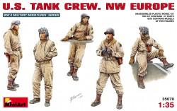 US Panzerbesatzung Nordwest Europa - 1:35