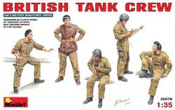 British Tank Crew - 1/35