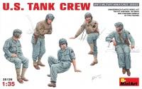 US Panzerbesatzung - U.S. Tank Crew - 1:35