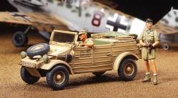Kübelwagen Typ 82 Pkw. K1 - Afrika Korps Version - 1:48