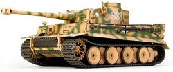 German Tiger I Early Production Sd.Kfz. 181 Ausf. E - 1/48