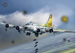 Boeing B-17G Flying Fortress - 1:32