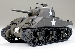 U.S. Medium Tank M4 Sherman - frühe Produktion - 1:48
