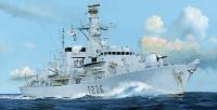 HMS Montrose F236 - Type 23 Frigate - 1:350
