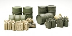 Jerry Can Set - German Army and Allied Forces - 1/48