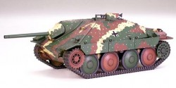 Hetzer - Jagdpanzer 38(t) - Mid Procution - German Tank Destroyer - 1/48