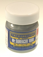 Mr. Surfacer 1000 - Primer / Putty
