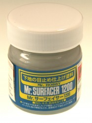 Mr. Surfacer 1200 - Primer / Putty