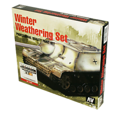 Winter Alterungsset / Winter Weathering Set