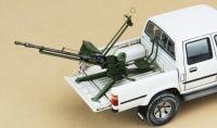 Pick Up with ZPU-1 - 1/35