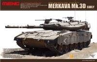 Israelischer Kampfpanzer Merkava 3D - Früh - 1:35