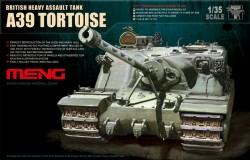 Britischer schwerer Jagdpanzer A-39 Tortoise - 1:35