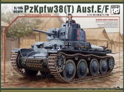Pz.Kpfw. 38(t) Ausf. E / F - 1/16