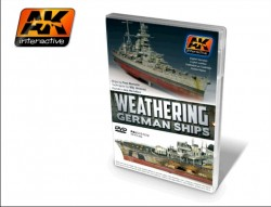 AK-DVD - Weathering German Ships