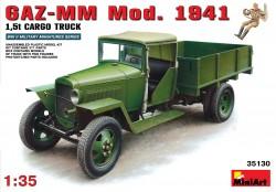 Sowjetischer 1,5t LKW GAZ-MM Modell 1941 - 1:35