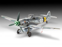 Messerschmitt Bf109 G-6 - 1/32