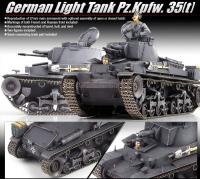 German Light Tank Pz.Kpfw. 35(t) - 1/35