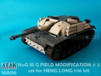 StuG III Ausf. G - Field Modification Set / Umbausatz