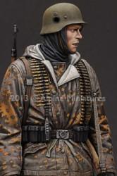 Waffen-SS MG Munitionsträger