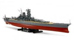 Japanisches Schlachtschiff Musashi - 1:350